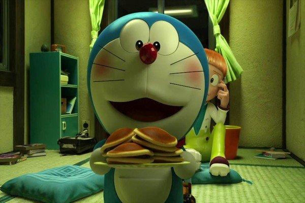 Doraemon d ecco la terza clip