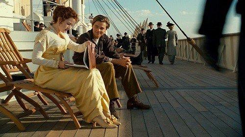 Titanic Jack e Rose