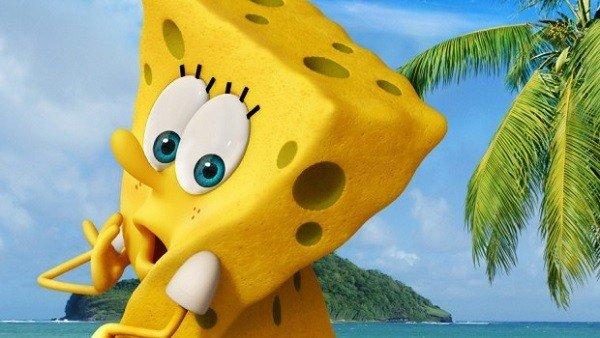 spongebob poster ufficiale