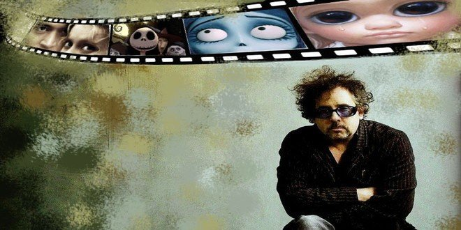 tim burtons cinematic techniques A former disney animator, film director tim burton left the world of cute and  cuddly behind, and delved into a much darker and quirkier world.