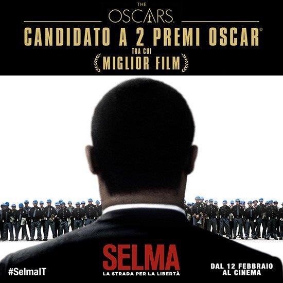 Selma - La Strada per la Libertà al cinema dal 12 Febbraio