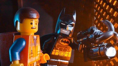 Emmet e Batman