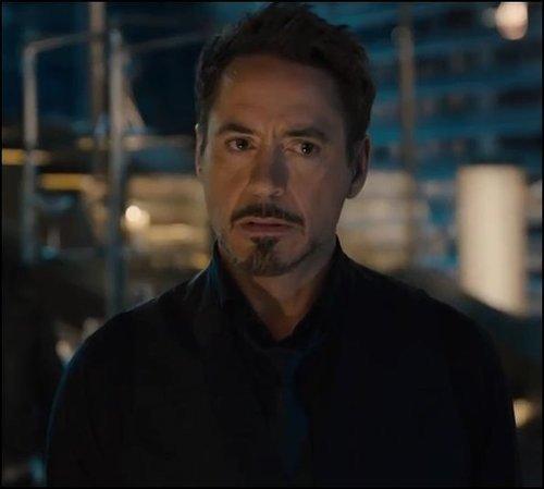 Ultron Tony
