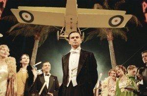Di Caprio in The Aviator