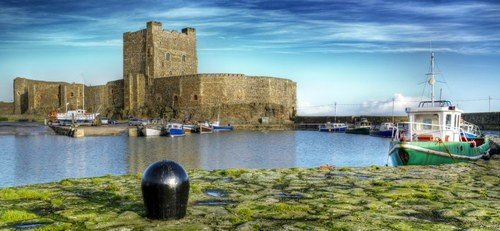 Castello di Carrickfergus