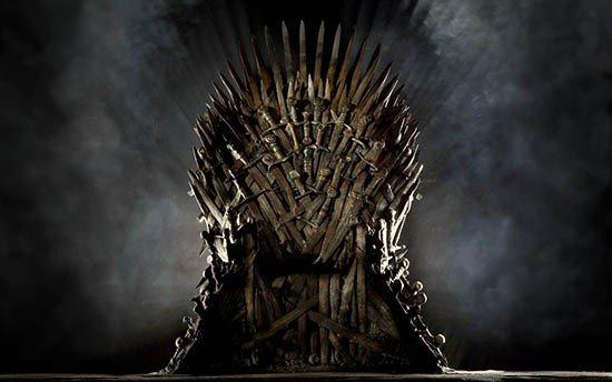 Il Trono di Spade.