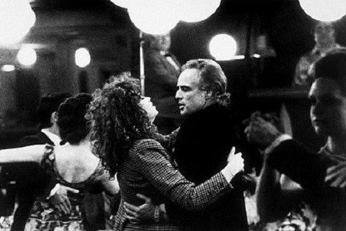 I due protagonisti in una scena del film.