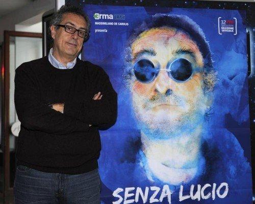 Cinema: 'Senza Lucio'