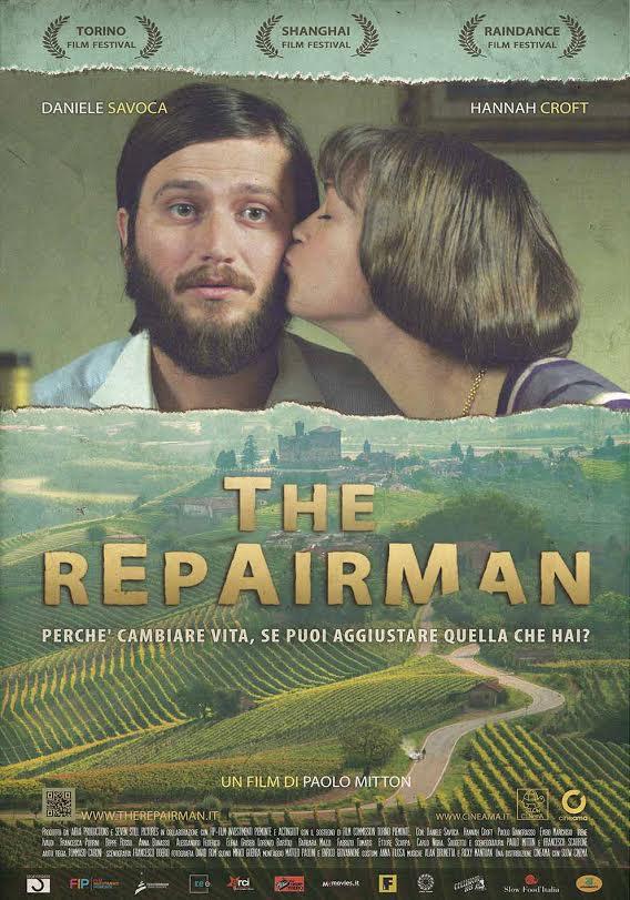 the repairman locandina