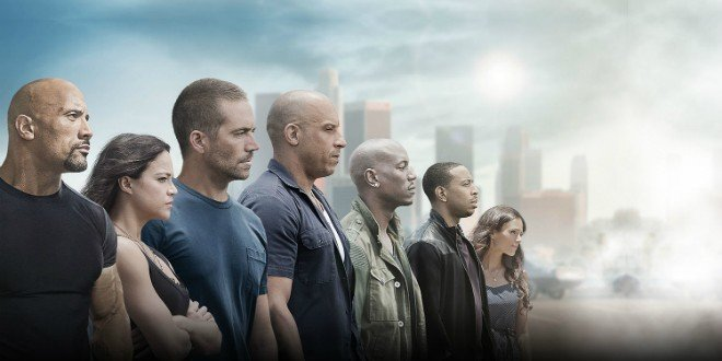 Fast and Furious 7, primo video