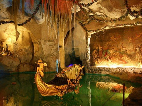 Il castello di walt disney itinerario a monaco di baviera for Cianografie del letto della principessa