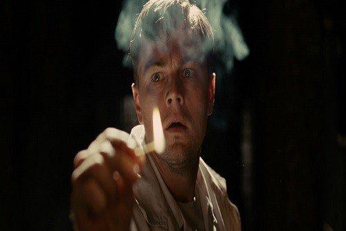 Leonardo di Caprio in una scena del film.