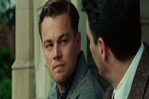 Leonardo di Caprio e Mark Ruffalo nell'ulima scena del film.