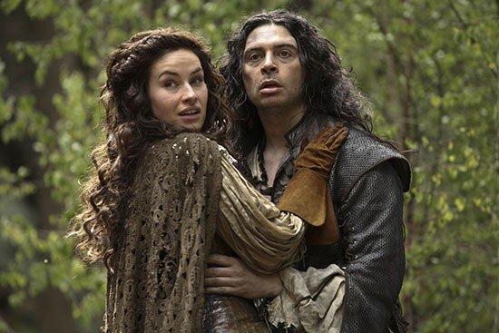 Milady de Winter e Luigi XIII