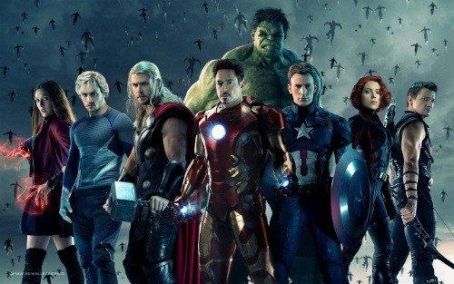 Avengers Age of Ultron: backstage e nuovi spot TV