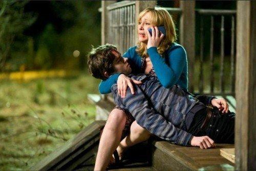 Una scena della prima stagione di Bates Motel.