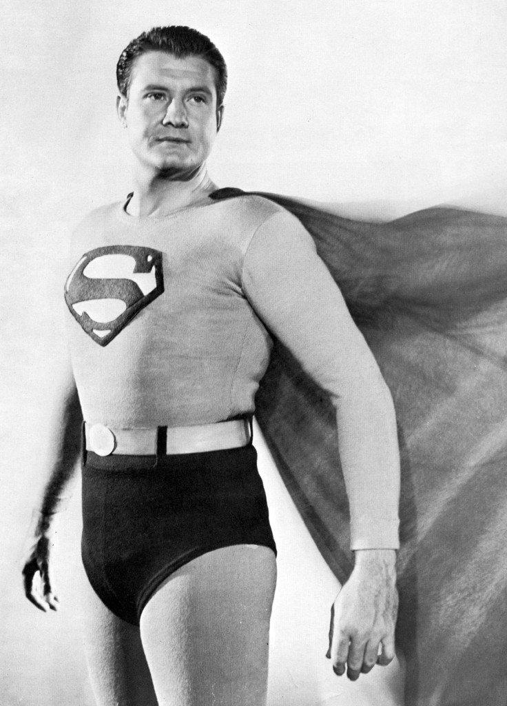 superman george reeves