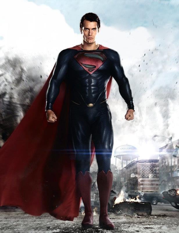 superman henry cavilll