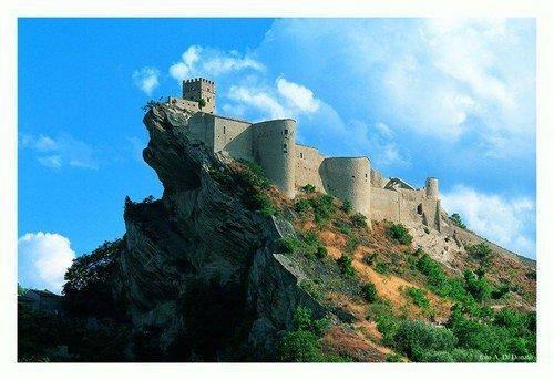 Castello di Roccascalegna, Ph. A. Di Donato