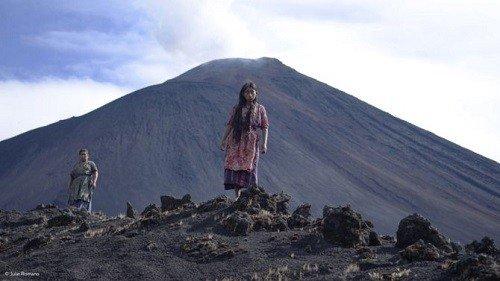 Maria e il vulcano Ixcanul