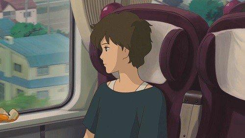 Anna prende il treno