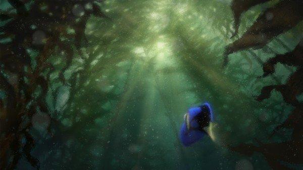 Finding dory disney rivela cast e prime immagini for Immagini dory