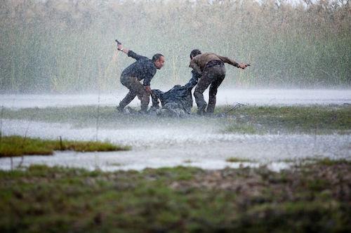 La isla mínima è un film del 2014 diretto da Alberto Rodríguez e interpretato da Raúl Arévalo e Javier Gutiérrez
