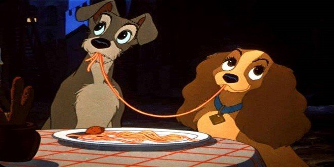 Disney film in cui il cibo incontra l animazione