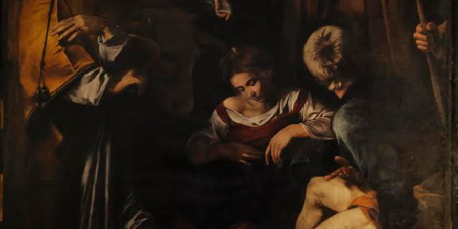 Mystery of the lost Caravaggio: su Sky il documentario