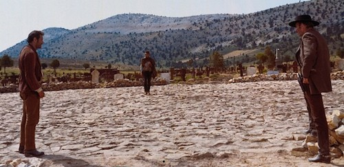 Il buono, il brutto, il cattivo, un film di Sergio Leone