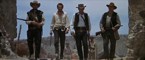 Il mucchio selvaggio, un film di Sam Peckinpah