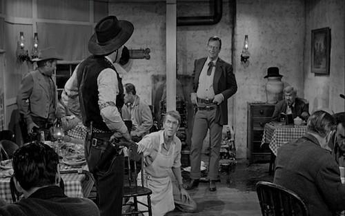 L'uomo che uccise Liberty Vallante, un film di John Ford
