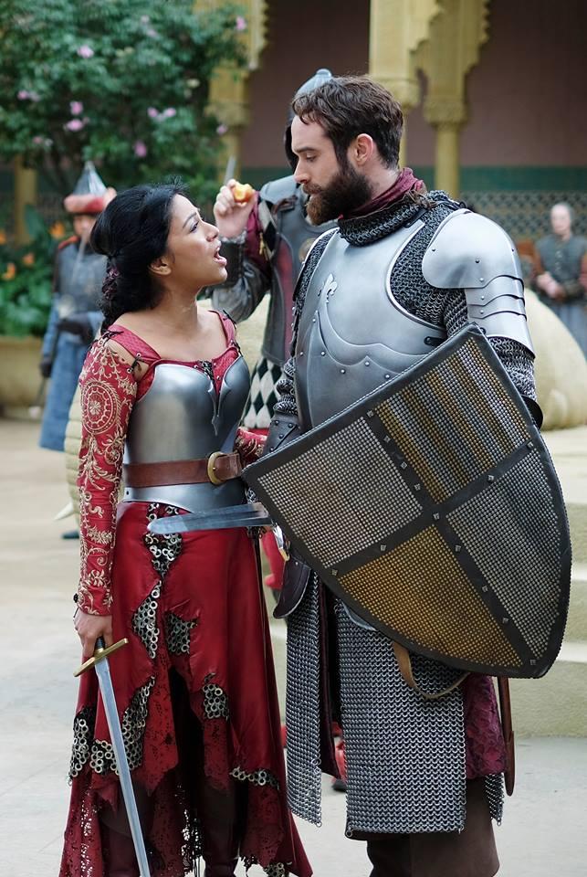 Isabella e Galavant.