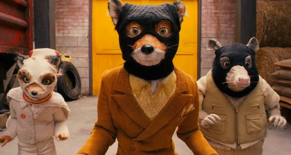 Fantastic Mr. Fox, film del 2009 di Wes Anderson