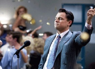 Leonardo DiCaprio The Wolf of Wall Street - Cinematographe.it