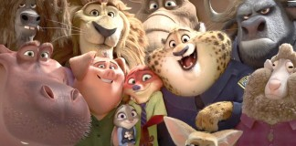 Zootropolis I 10 migliori cartoni animati del 2016 - Zootropolis stasera in tv oggi in tv