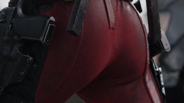 Deadpool sedere