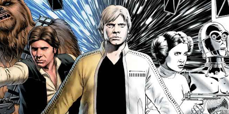 Star Wars Rivelato Un Libro Di Immagini Da Colorare