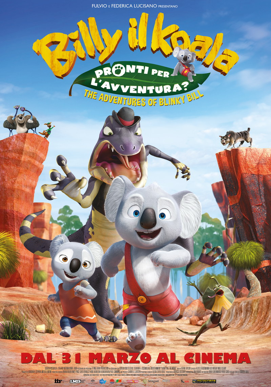 Billy il koala the adventures of blinky bill