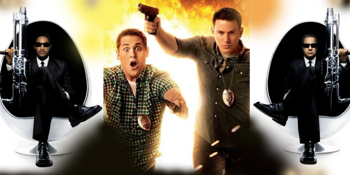 23 Jump Street-Men in Black
