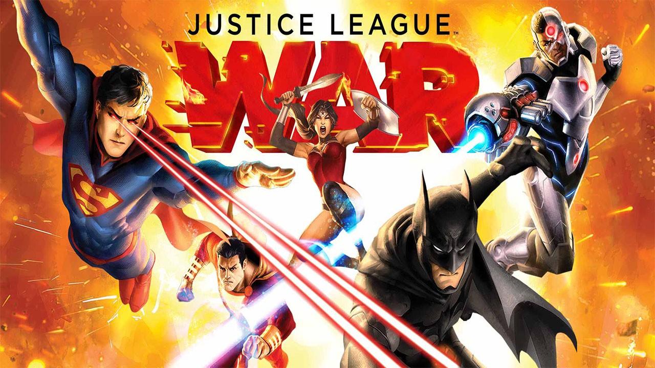 Justice league war recensione del film animato