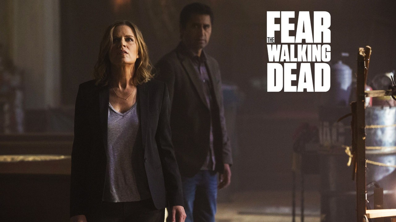 FEAR THE WALKING DEAD, DA STASERA SU PARAMOUNT CHANNEL ED MTV NEXT (SKY)
