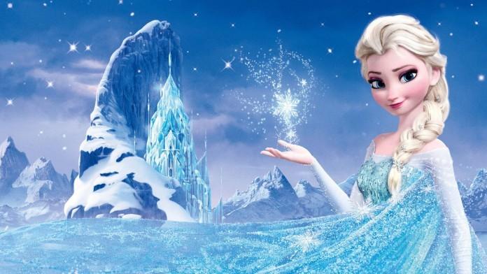 frozen 2, cinematographe