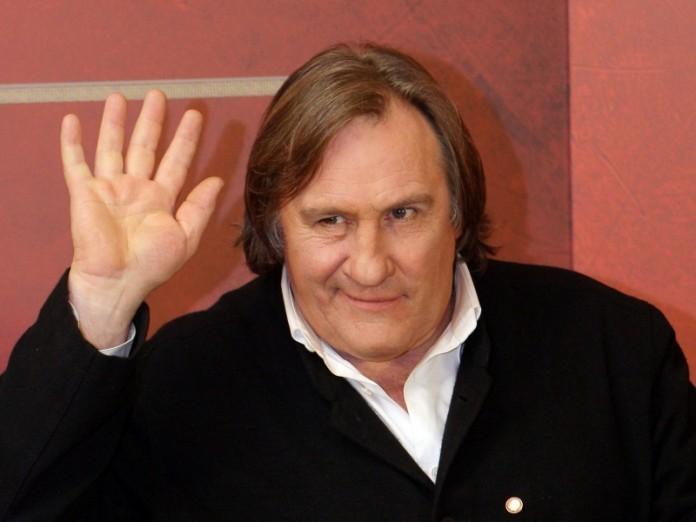 attori, Gerard Depardieu il casellante