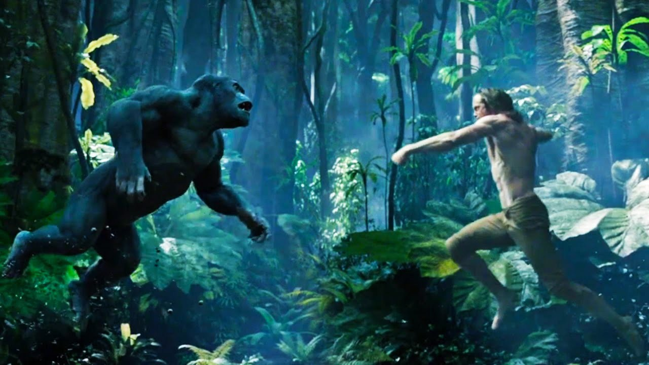 The Legend of Tarzan: recensione del Blu-Ray Warner Bros.