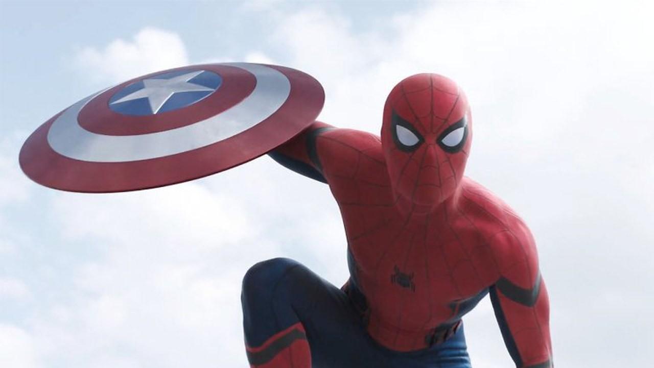 Il primo sguardo a Spider-Man in Captain America: Civil War