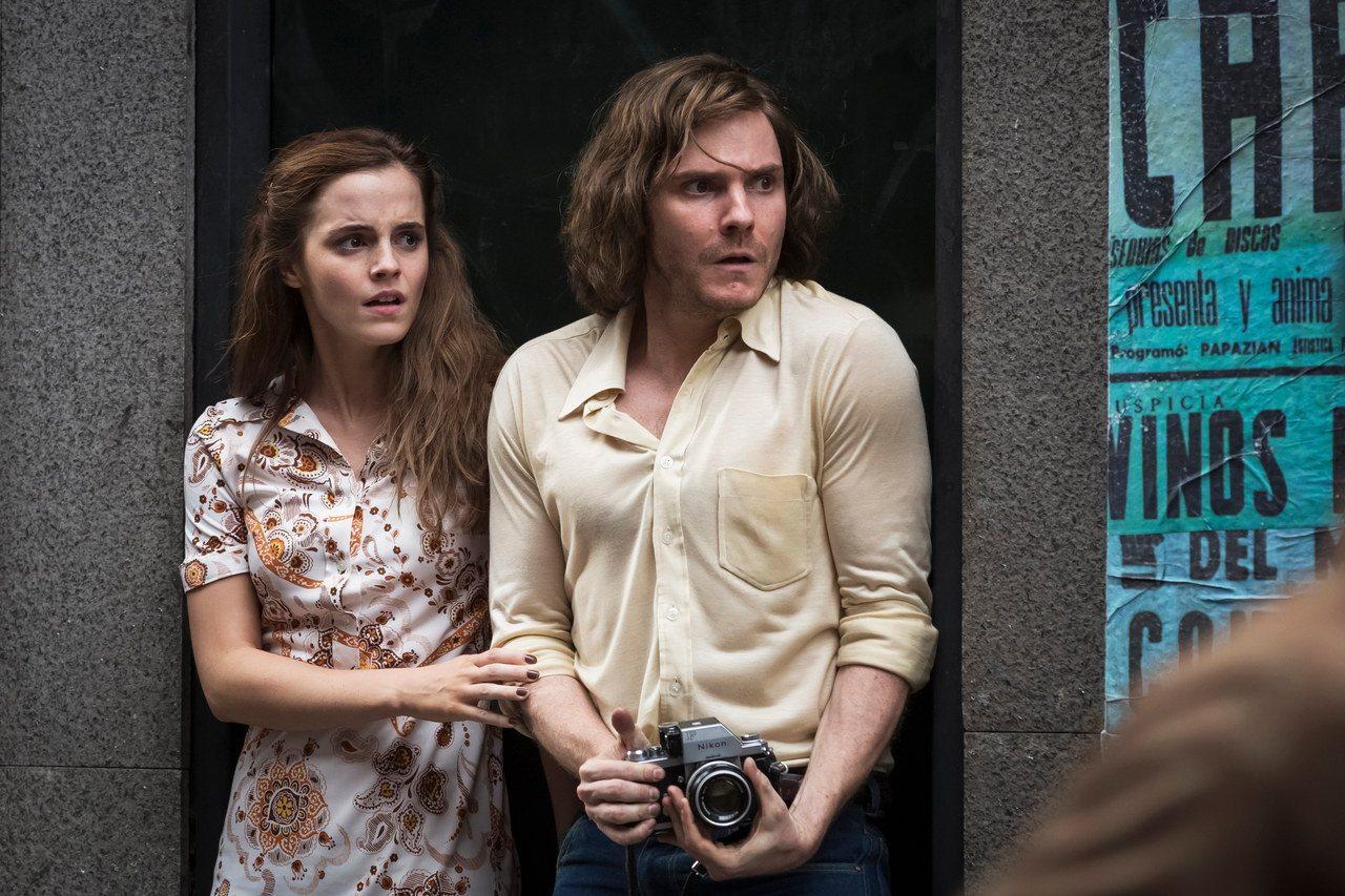 on sale ebfa7 bcfad Colonia: recensione del film con Emma Watson e Daniel Brühl