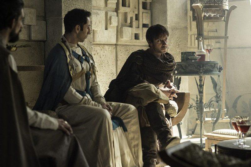 il trono di spade 6 rivelate le foto dell 39 episodio 4
