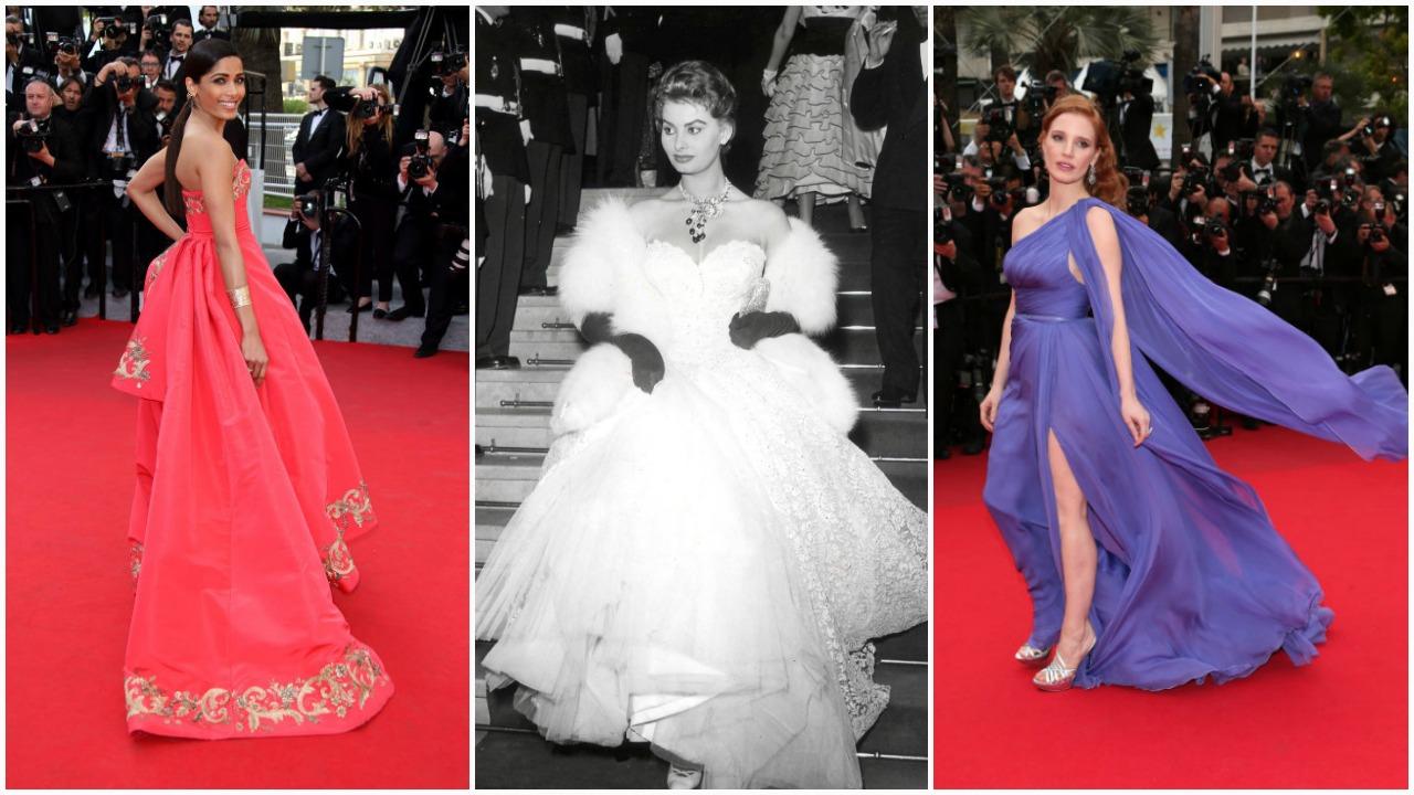 61301ee05919 15 abiti tra i più belli della storia del Festival Di Cannes