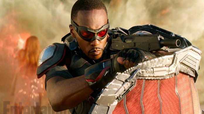 Anthony Mackie, Marvel, The Falcon and The Winter Soldier - cinematographe.it